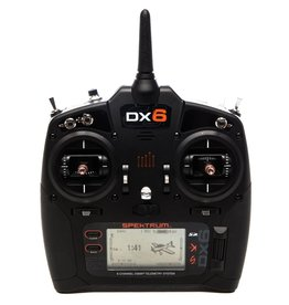 Spektrum Spektrum DX6 6-Channel DSMX Transmitter Only Gen 3