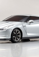 Kyosho Kyosho MINI-Z RWD MR-03 GT-R (R35) Ultimate Metal Silver Readyset