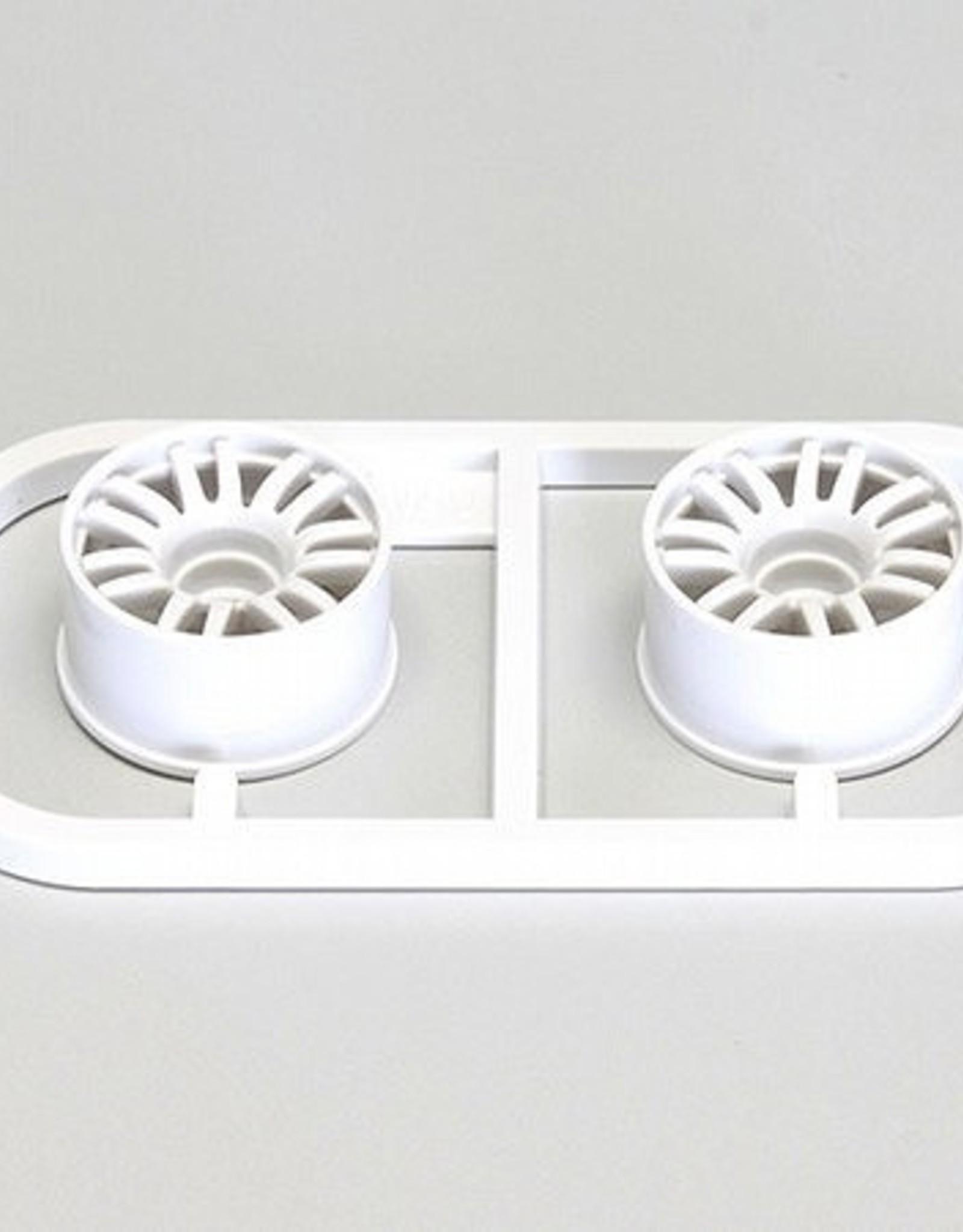 Kyosho Kyosho Multi Wheel II W/Offset 0mm (White/RE30/2pcs)