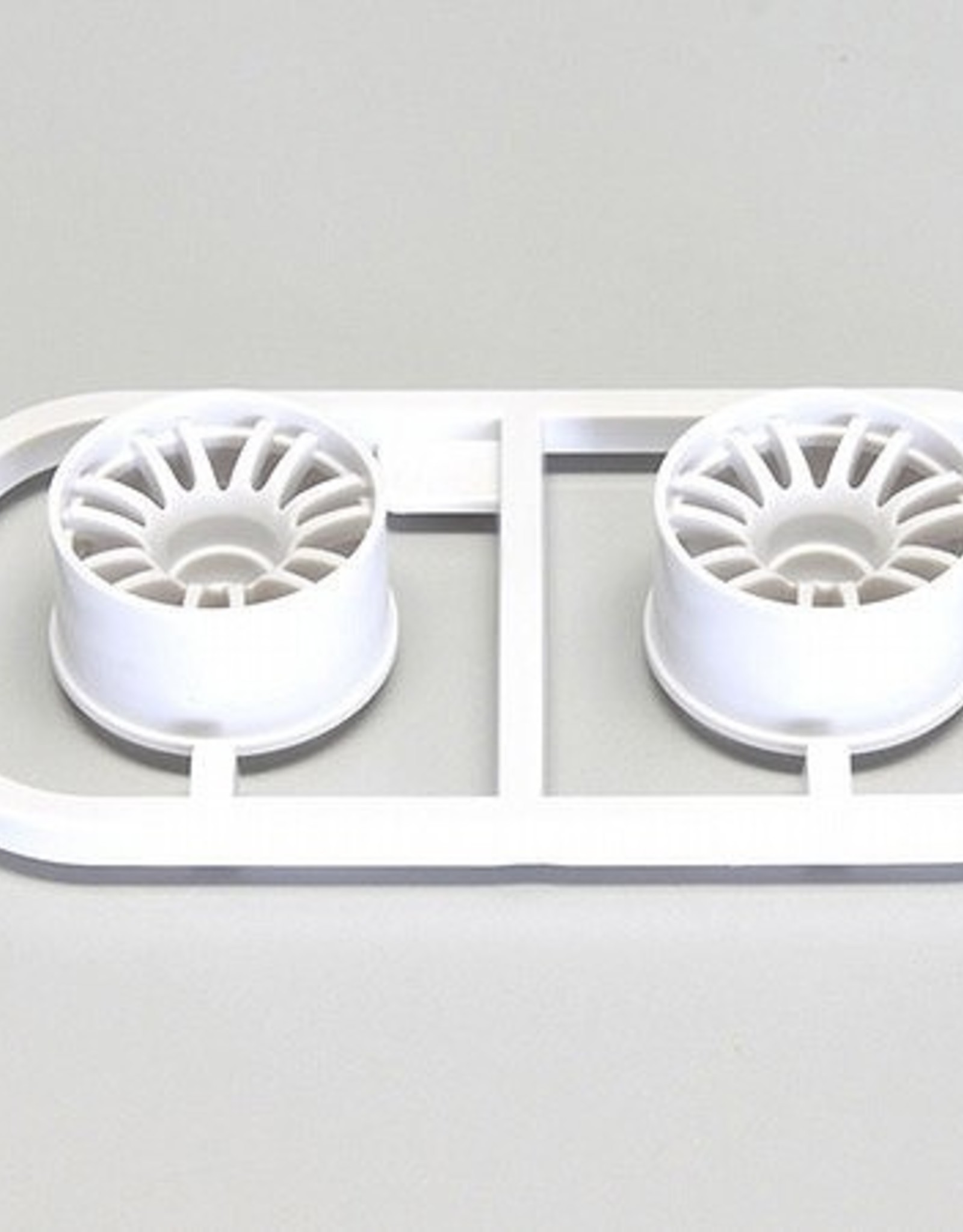 Kyosho Kyosho Multi Wheel II W/Offset 2.0mm (White/RE30/2pcs)