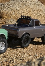 Axial Axial 1/24 SCX24 1967 Chevrolet C10 4WD Truck Brushed RTR, Silver