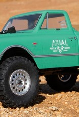 Axial Axial 1/24 SCX24 1967 Chevrolet C10 4WD Truck Brushed RTR, Green