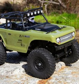 Axial Axial 1/24 SCX24 Deadbolt 4WD Rock Crawler Brushed RTR, Green