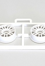 Kyosho Kyosho Multi Wheel II N/Offset 0(White/RE30/2pcs)