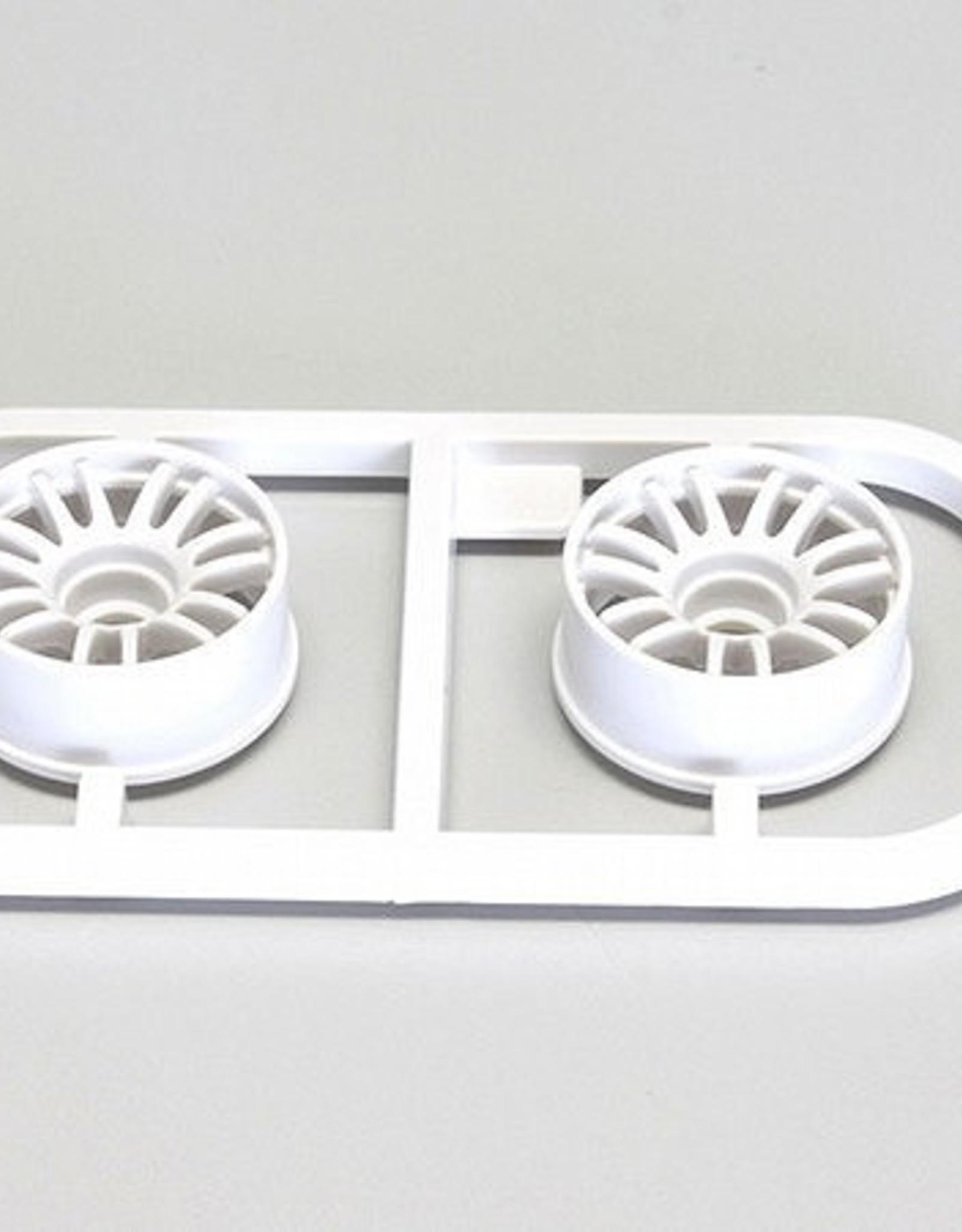 Kyosho Kyosho Multi Wheel II N/Offset 1.5(White/RE30/2pcs)