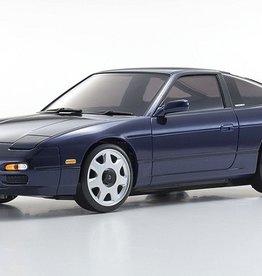 Kyosho Kyosho Mini-Z ASC MA-020 NISSAN 180SX Dark Blue Body