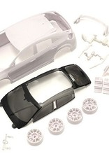 Kyosho Kyosho Mini-Z Honda CIVIC White body set(w/Wheel)