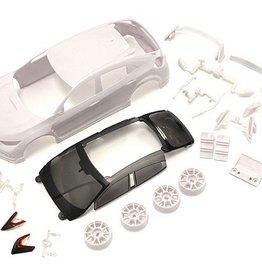 Kyosho Kyosho Mini-Z Honda CIVIC White body set(w/Wheel)