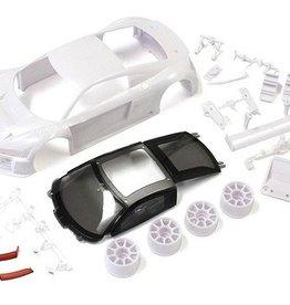 Kyosho Kyosho Mini-Z Audi R8LMS2015/16 White Body Set(w/Wheels)