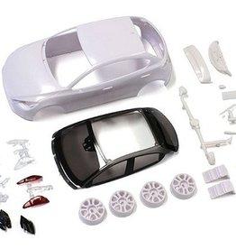 Kyosho Kyosho Mini-Z Demio XD White body set(w/Wheels)