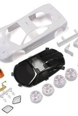 Kyosho Kyosho Mini-Z McLaren F1 LM White body set(w/Wheel)