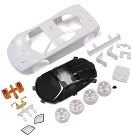 Kyosho Kyosho Mini-Z McLaren F1 LM White body set(w/Wheel)