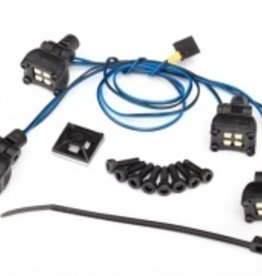 Traxxas Traxxas TRX LED expedition rack scene light kit (fits #8111 body, requires #8028 power supply)