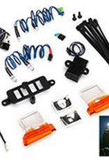 Traxxas Traxxas TRX  LED light set (contains headlights, tail lights, side marker lights, & distribution block) (fits #8010 body, requires #8028 power supply)