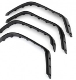 Traxxas Traxxas TRX Defender Fender flares, front & rear (2 each) (fits #8011 or #8211 body)