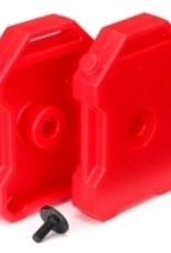 Traxxas Traxxas Fuel Canisters(Red)(2) screw pin