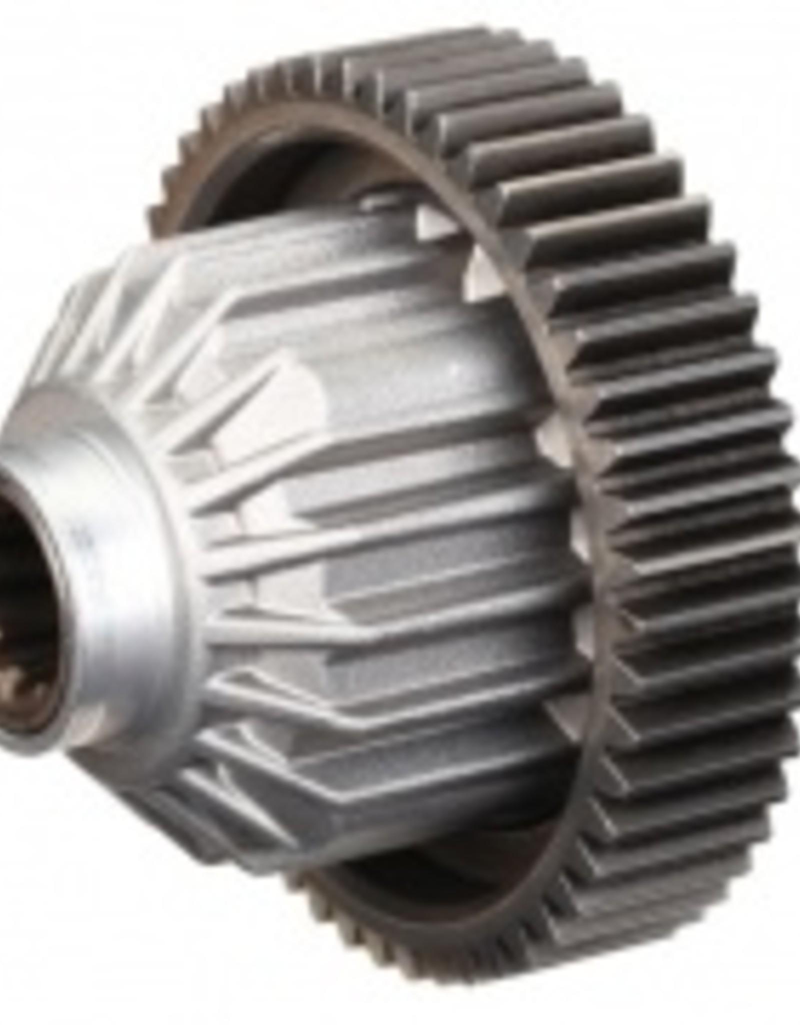 Traxxas Traxxas X-Maxx Center drive, torque-biasing (assembled)/ 17x26x5 ball bearings (2) (requires #7727X bulkheads)