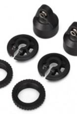 Traxxas Traxxas X-Maxx Shock caps, GTX shocks/ spring perch/ adjusters/ 2.5x14mm CS (2) (for 2 shocks)