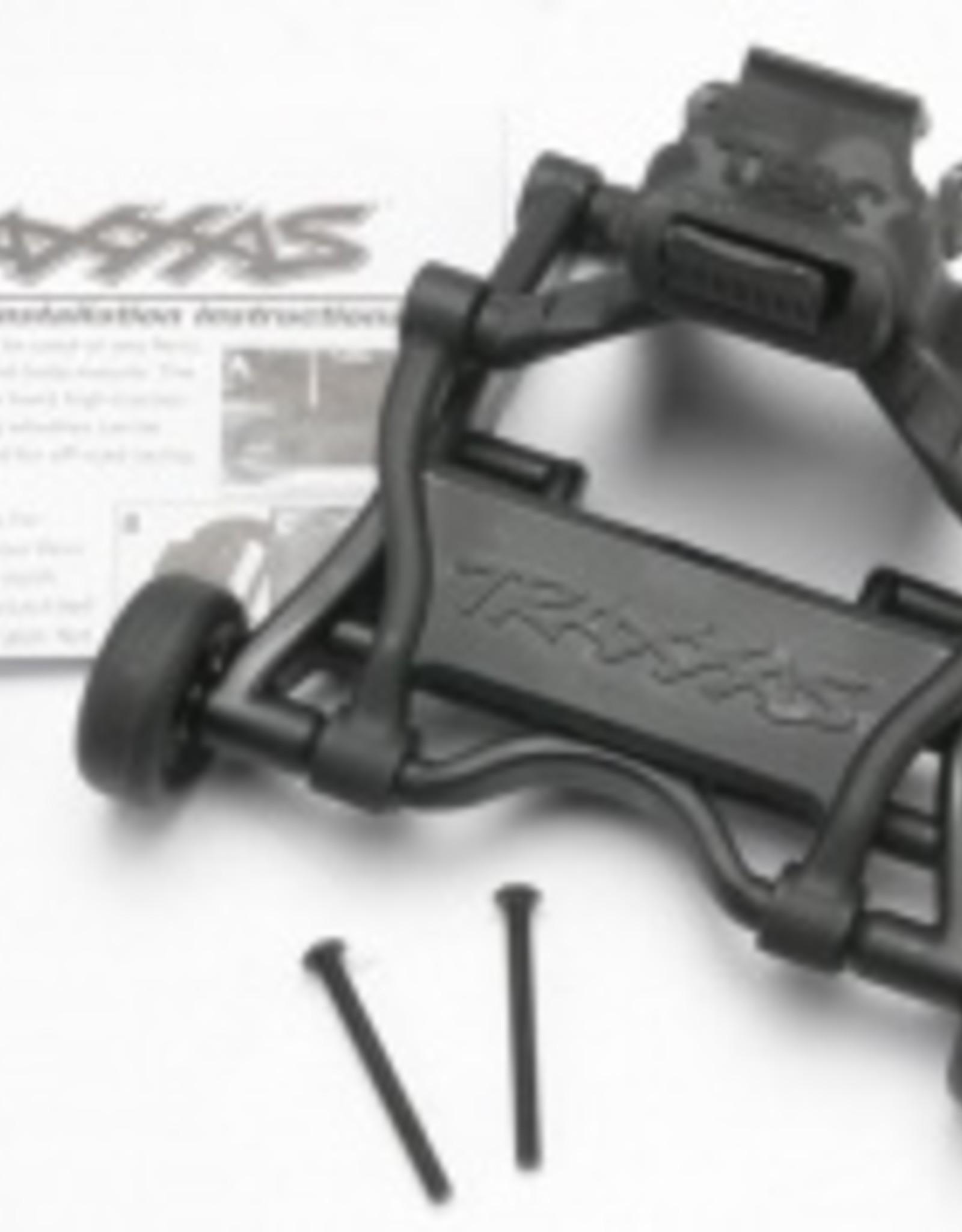 Traxxas Traxxas E-Revo Wheelie bar, assembled (fits all 1/10th scale Revo trucks)