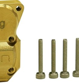 Hot Racing Hot Racing Axial SCX24 9g Brass Diff Cover