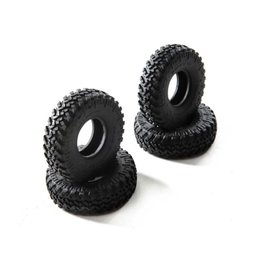 Axial Axial SCX24 1.0 Nitto Trail Grappler M/T Tires 4pcs