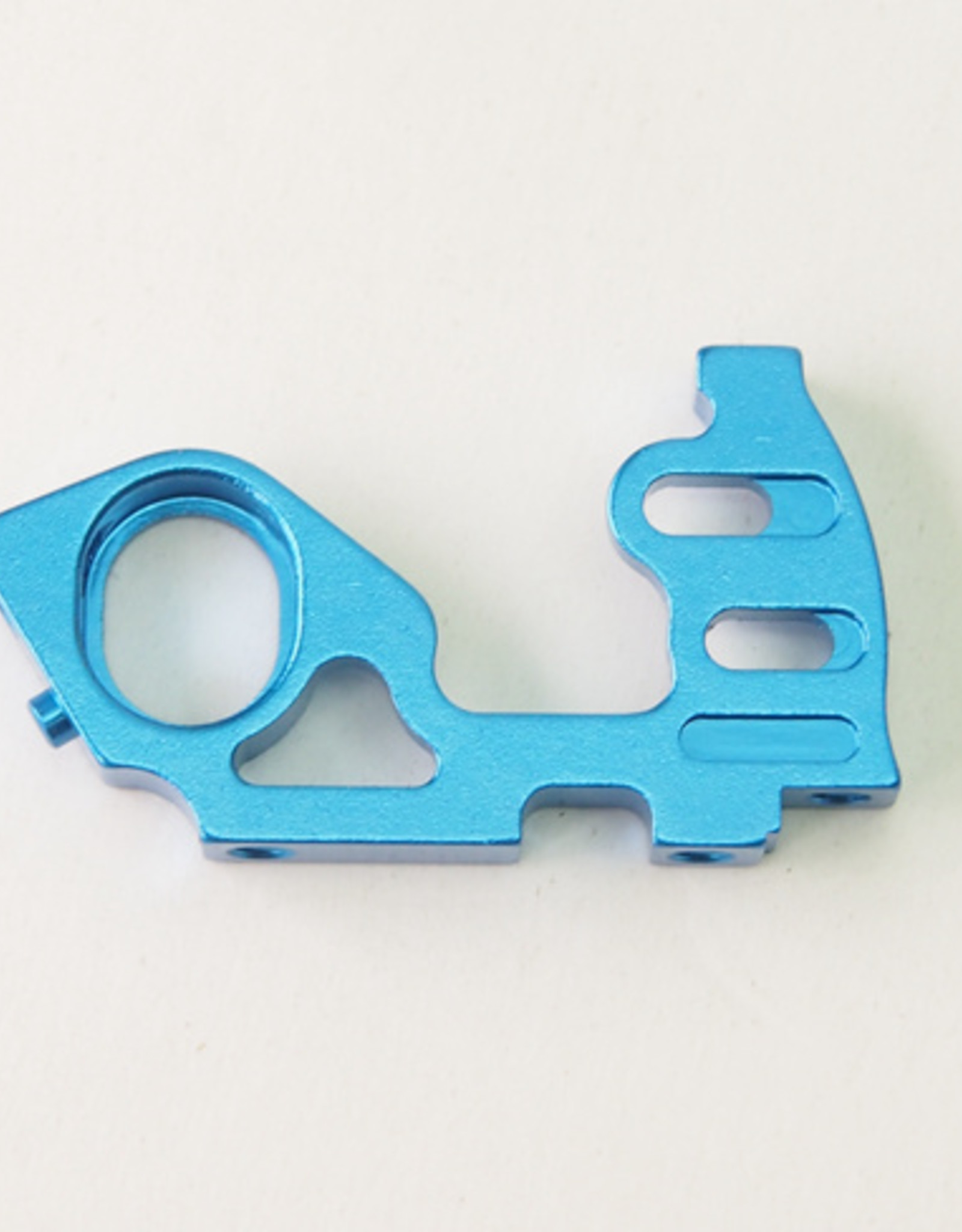 Pn Racing PN Racing Mini-Z V5 LCG Motor Mount Right Side Plate (Blue)