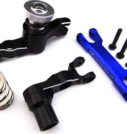 Hot Racing Traxxas X-Maxx Aluminum Servo Saver Bellcrank Steering