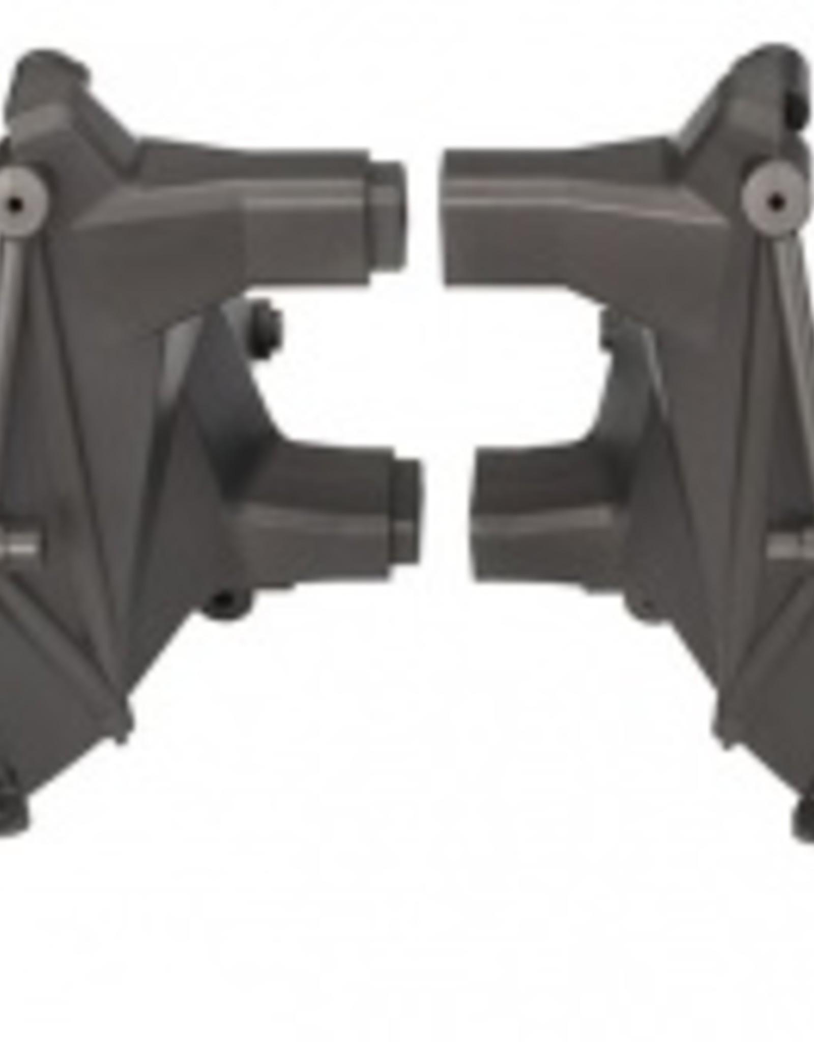 Traxxas Traxxas X-Maxx Shock tower, rear (left & right halves)