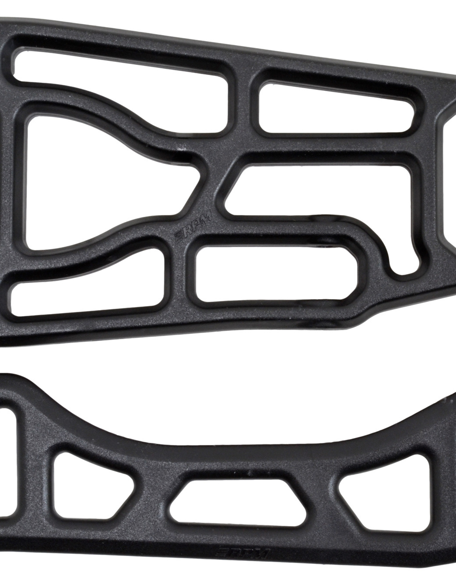 RPM RPM X-Maxx Upper & Lower A-arms Black ( Replaces 7031, 7030, 7029)