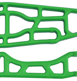 RPM RPM X-Maxx Upper & Lower A-arms Green ( Replaces 7031, 7030, 7029)