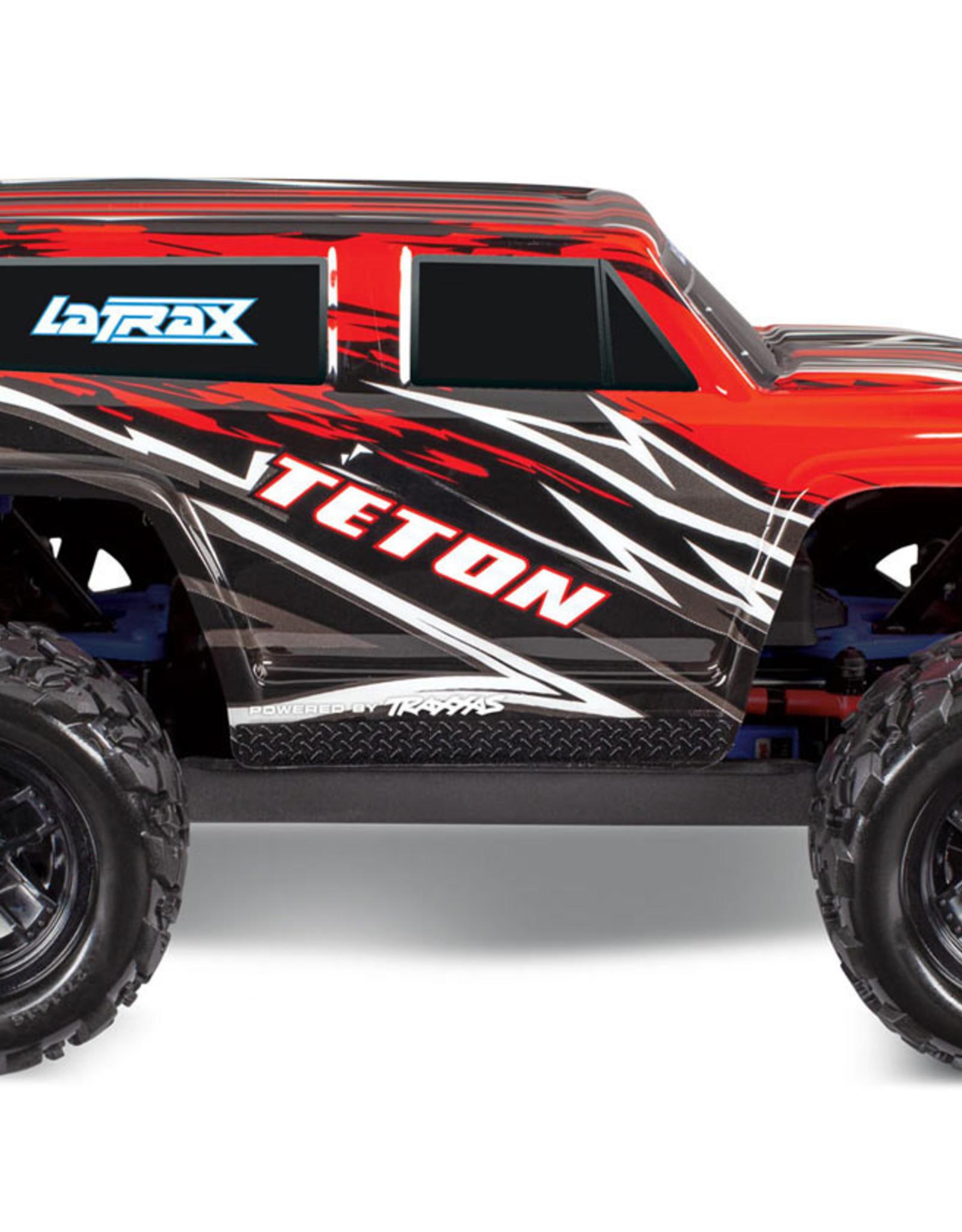 Traxxas LaTrax 1/18 TETON WITH AC CHARGER