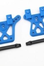 Traxxas LaTrax Teton/ SST Shock tower, front (1), rear (1)/ shock tower brace (2)