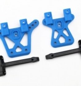Traxxas LaTrax Teton/ SST Shock tower, front (1), rear (1)/ shock tower brace (2)