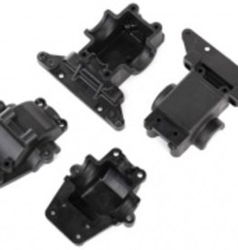 Traxxas LaTrax Teton/ Rally Bulkhead, front & rear / differential housing, front & rear
