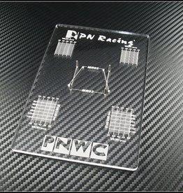 Pn Racing PN Racing Mini-Z MR02/MR03 V3 Setup Board