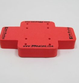 Pn Racing PN Racing Mini Car Foam Stand (Orange)