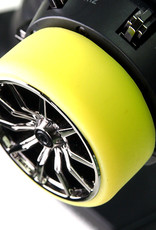Pn Racing PN Racing Universal Transmitter Steering Wheel Grip (Yellow)