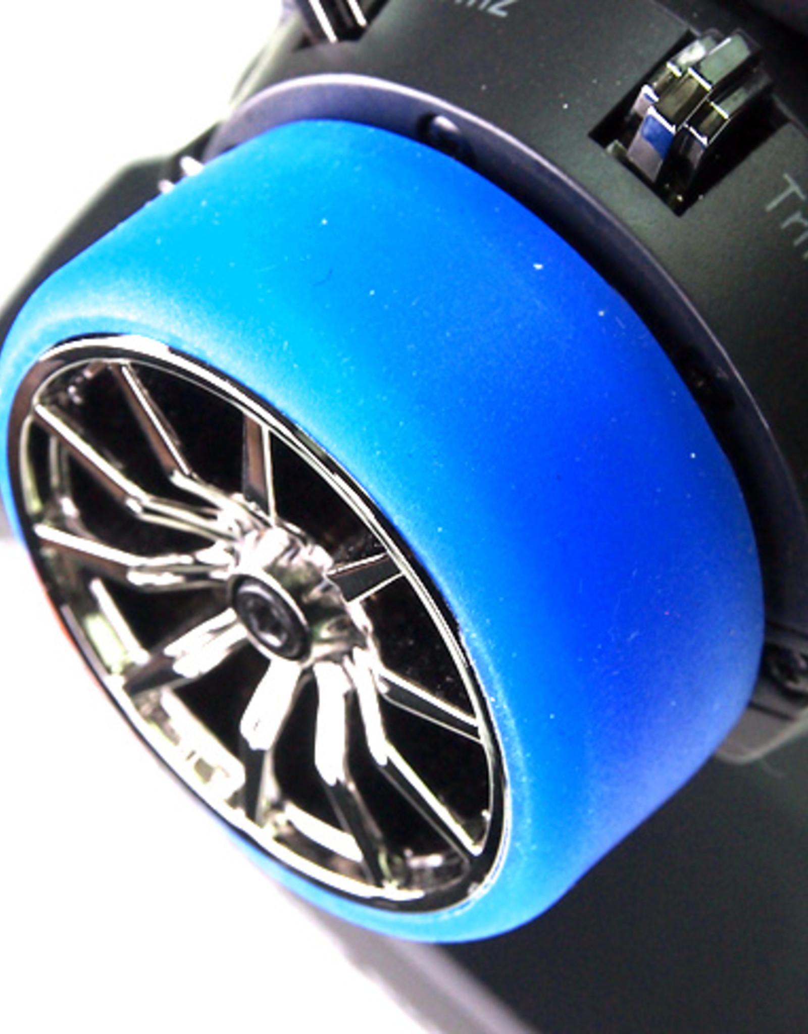 Pn Racing PN Racing Universal Transmitter Steering Wheel Grip (Blue)