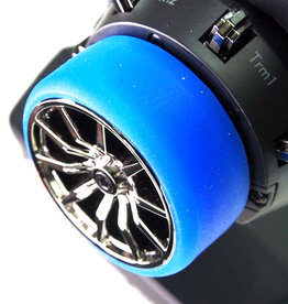 Pn Racing PN Racing Universal Transmitter Steering Wheel Grip (Blue)