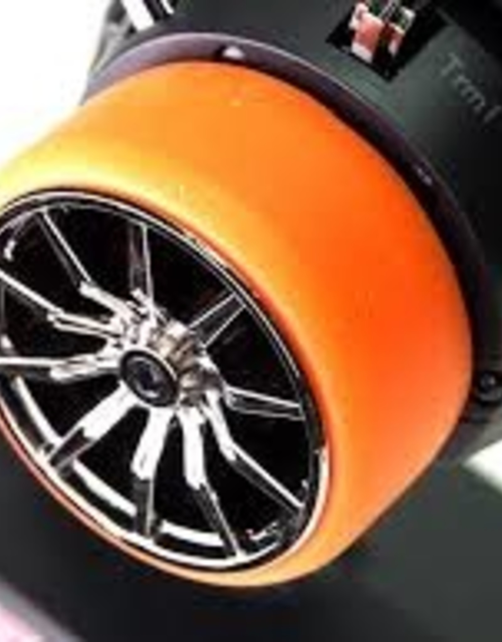Pn Racing PN Racing Universal Transmitter Steering Wheel Grip (Orange)