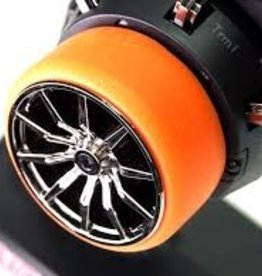 Pn Racing PN Racing Universal Transmitter Steering Wheel Grip (Orange)