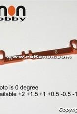 Pn Racing PN Racing Mini-Z MR03 Alum Tie Rod N 0 (Orange)