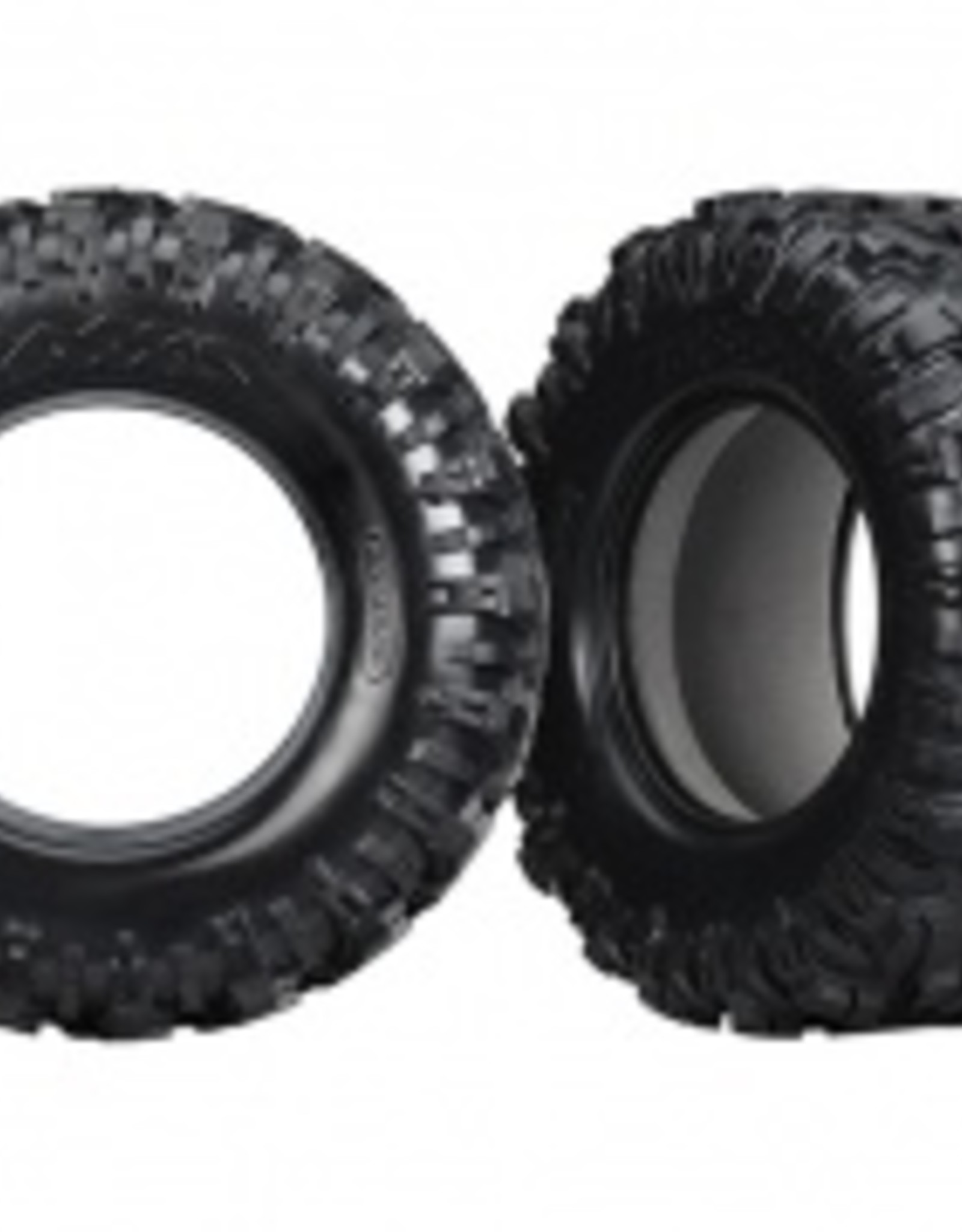 Traxxas Traxxas X-Maxx Tires (left & right) (2)/ foam inserts (2)