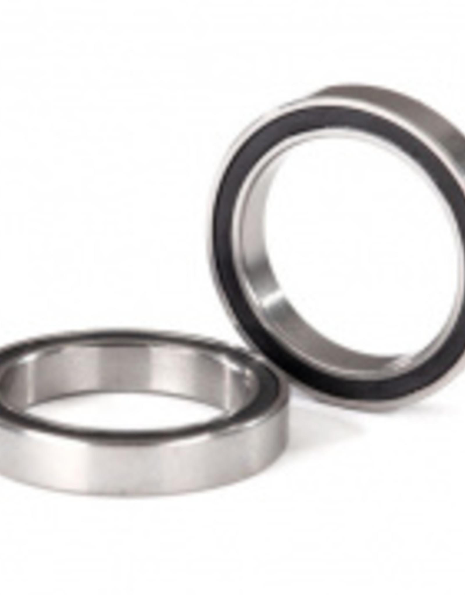 Traxxas Traxxas X-Maxx Ball bearings, black rubber sealed (17x23x4mm) (2)