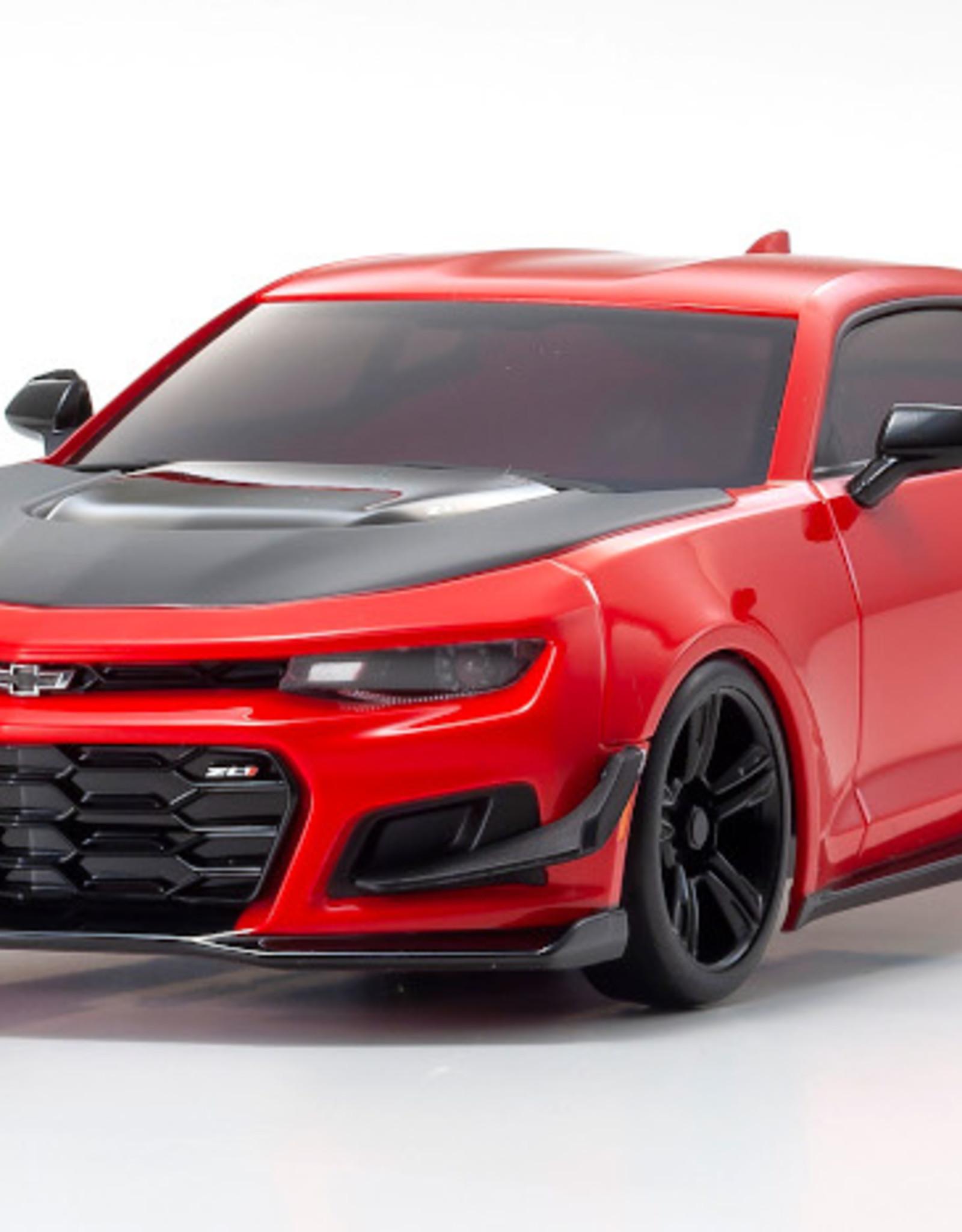 Kyosho MINI-Z RWD Camaro ZL1 Red Hot W/LED