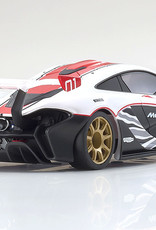 Kyosho MINI-Z RWD McLaren P1 GTR White/Red
