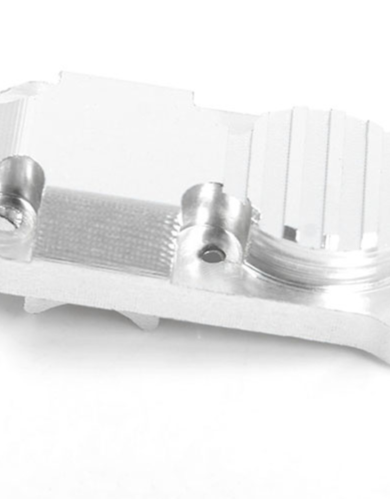 RC4WD RC4WD Micro Series Diff Cover for Axial SCX24 1/24 RTR (Silver)