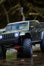Axial Axial 1/10 SCX10 III Jeep JT Gladiator Rock Crawler with Portals RTR, Gray