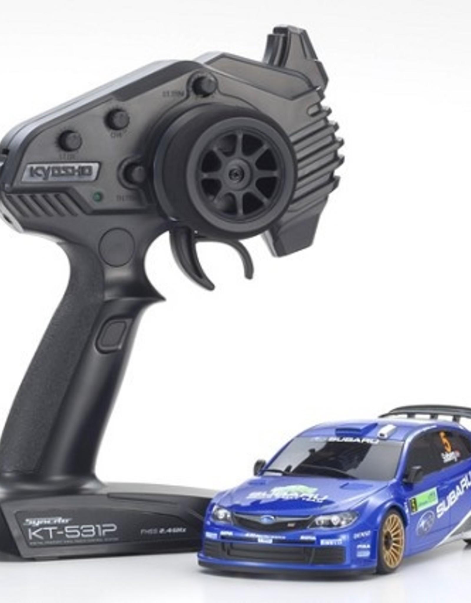 Kyosho Kyosho Mini-Z AWD SUBARU IMPREZA WRC 2008 Readyset