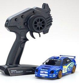 Kyosho Kyosho Mini-Z AWD IMPREZA WRC 2002 32617WR